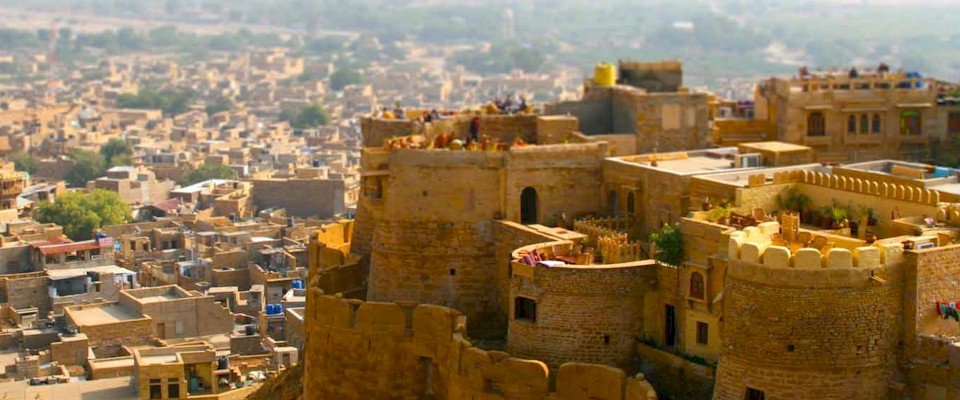 Rajasthan tour packages starting from Jaisalmer